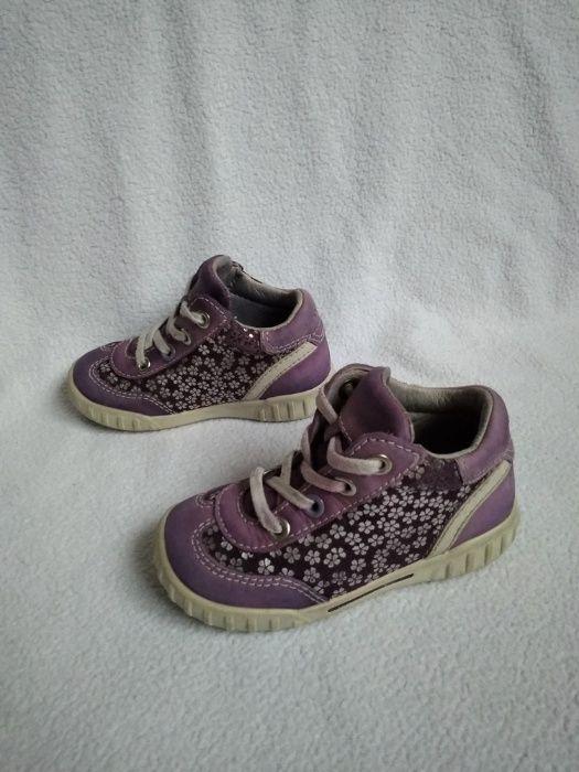Оригинальные кожаные ботинки Ecco 23р. Дзержинск - изображение 1