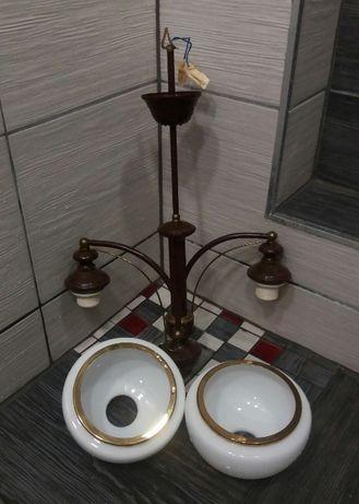Żyrandol lampa kinkiet
