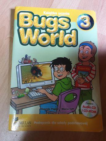 Książka do angielskiego klasa 3 Bugs World 3