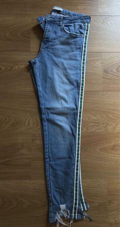 Calças de ganga Zara