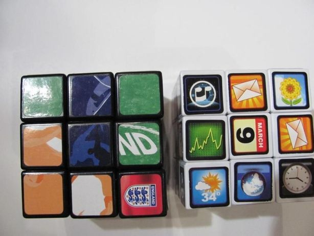 Cube Rubiks Puzzle Кубик Рубика Пазл настоящий