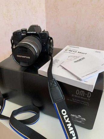 Фотоаппарат Olympus + объектив+сумка