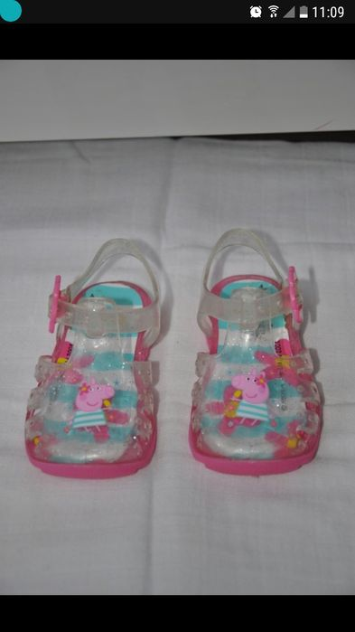 Gumowe buty do wody