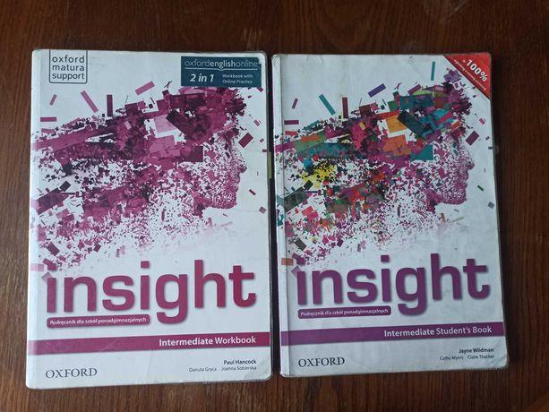 "Książki Angielski ""Insight"""