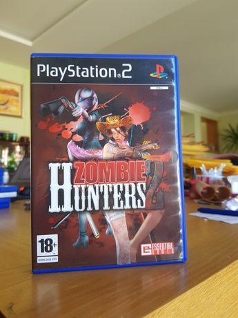 Jogo Zombie hunters 2 ps2