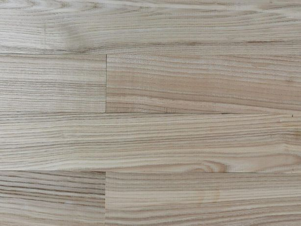 Deska podłogowa lita jesion ciemny 100/16/1000 klasa selekt producent