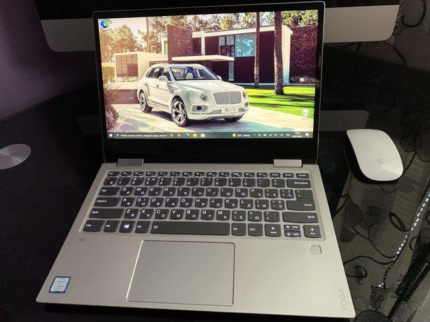 Премиальный Ноутбук LENOVO YOGA(Intel Core i5-8250(3.4)ОЗУ 8GB/SSD256)