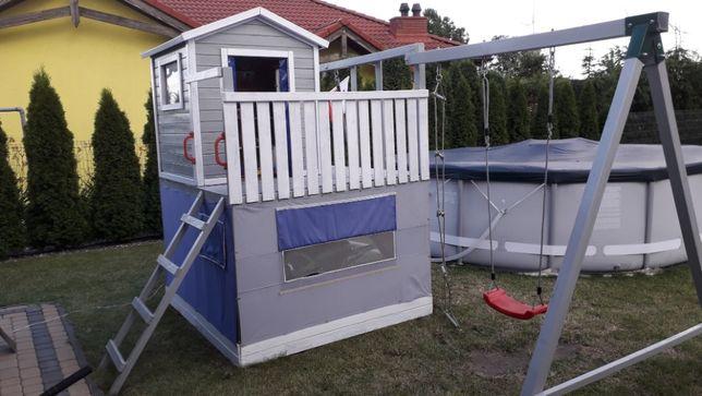 Domek dla dzieci z wyposażeniem nowa cena
