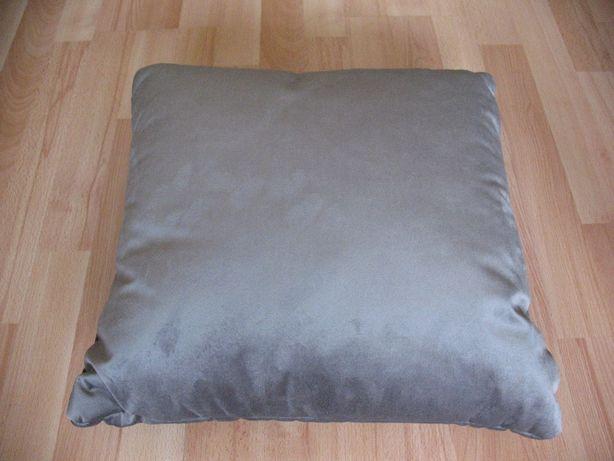 Poduszka dekoracyjna 40 x 40 szary