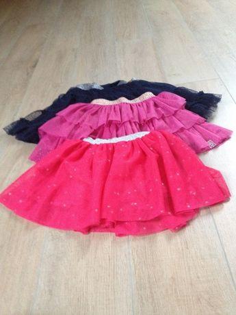 spódniczki dziewczęce rozmiar 98-110