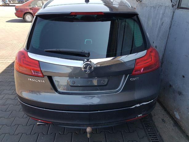 Klapa tył tylna Opel Insignia A Z177 kombi przed lift