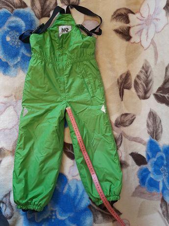 Полукомбинезон лыжные штаны  4-5 л