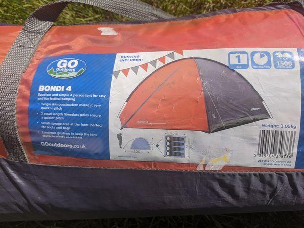 Палатка 4 места Outdoors