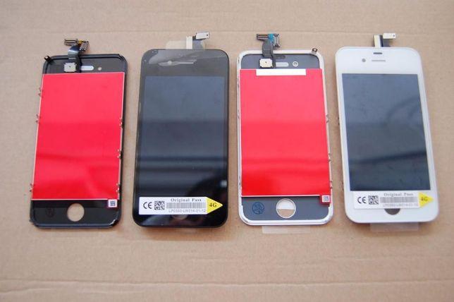 ecrã lcd vidro apple iphone 3gs/4/4S/5/5C/5S/6/6plus/6s/7/8/X