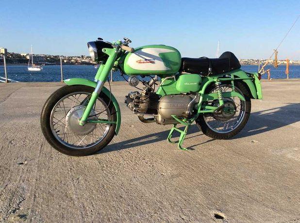 Harley Davidson / Aermacchi Ala Verde 1961