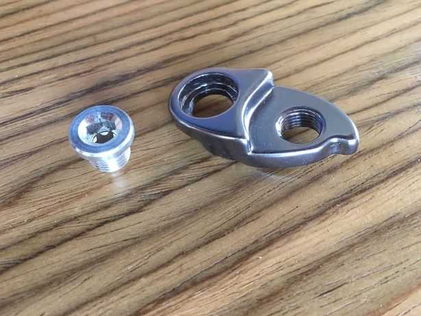 Shimano hak adapter przerzutki 10 do zębatek 42/44 / 46 / 50T GOATLINK