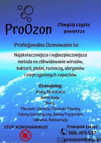 Ozonowanie ProOzon