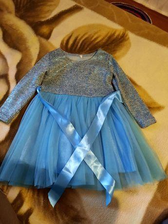 Плаття дитяче. 4-5років .