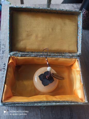 Шикарный китайский сувенир подарок,в коллекцию Город Красной хурмы