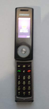 Телефон Samsung, лягушка
