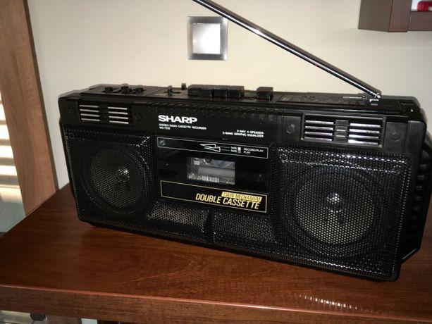 Radiomagnetofon Sharp WQ-T232 boombox