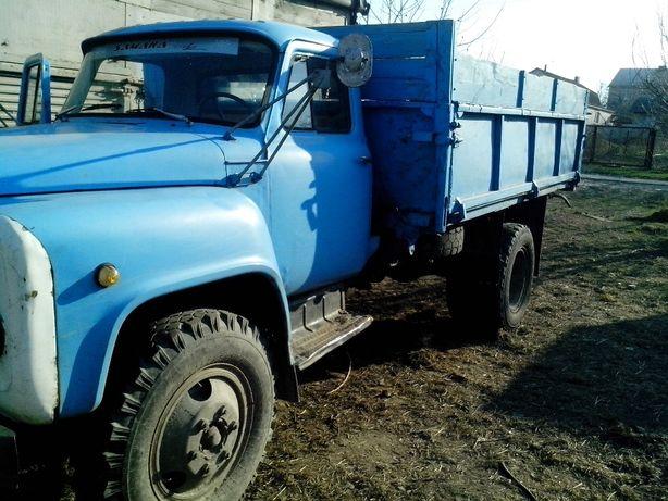 Вантажні перевезення ГАЗ 53