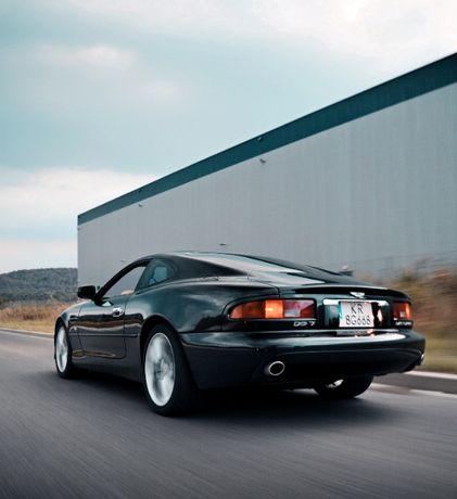 Aston Martin DB7 Vantage/Volante 6l V12 420 KM, auto do ślubu!