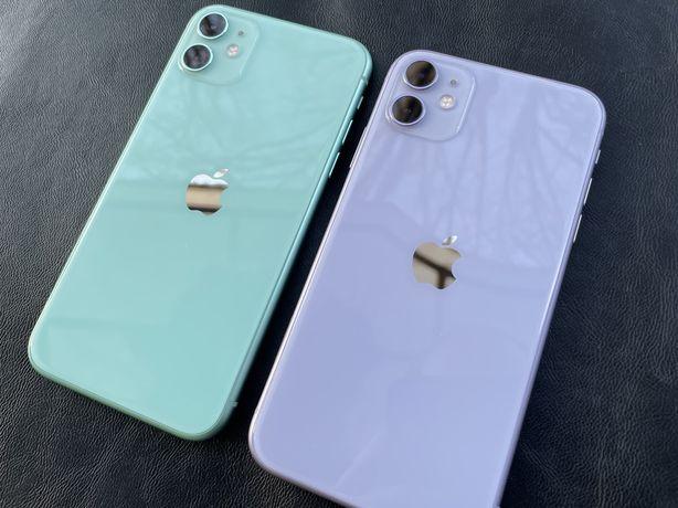 iPhone 11 64 новый  витрина гарантия EMOJIESTORE РАССРОЧКА 590$
