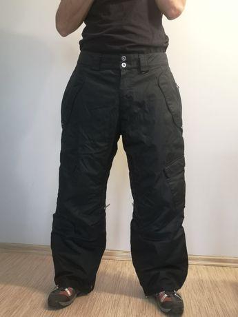 Spodnie ocieplane męskie narty snowboard r. L