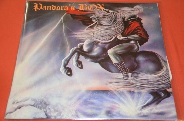 Płyty winylowe Pandora's Box,Nasz Basia Kochana, Tango Apaszowskie