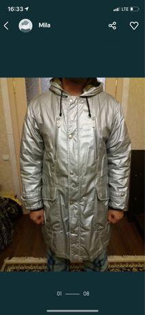 Мужская Куртка,парка Armani р.50