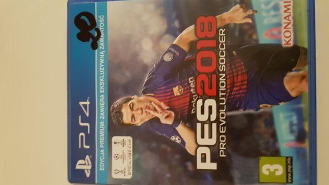 Gra PS4   PES2018