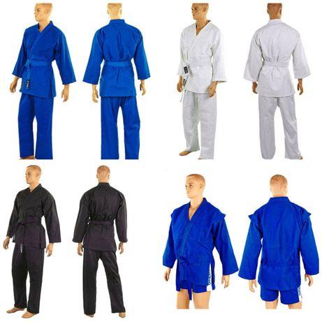Качественные кимоно для различных единоборств
