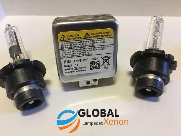 Lampadas Xenon Originais OEM D1S/d1s;D2S/d2s;D2R/d2r;D3S/d3s 6000k
