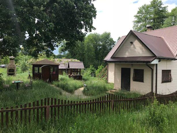 Сдам дом со всеми удобствами возле реки и леса (сдам дачу)