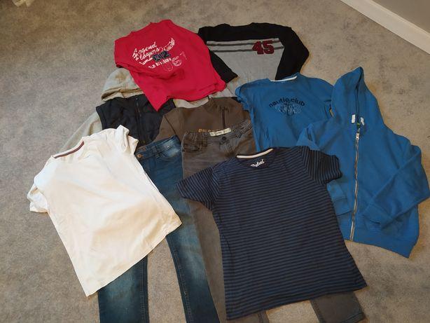 Zestaw ubrań dla chłopca 10 szt