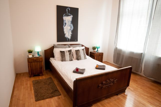 87sq.m Kazimierz, in front of Wisla, for 1-3 weeks, 1-8 Month.