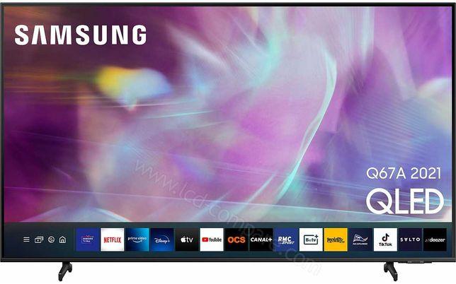 Новая модель !!! Телевизор SAMSUNG QE55Q67A 2021/2022 модельный ряд.