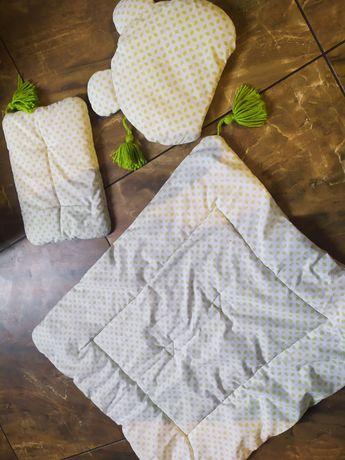 Pościelka z 2 poduszkami