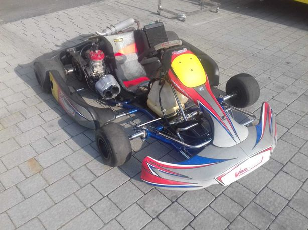 Gokart 125 silnik XTR