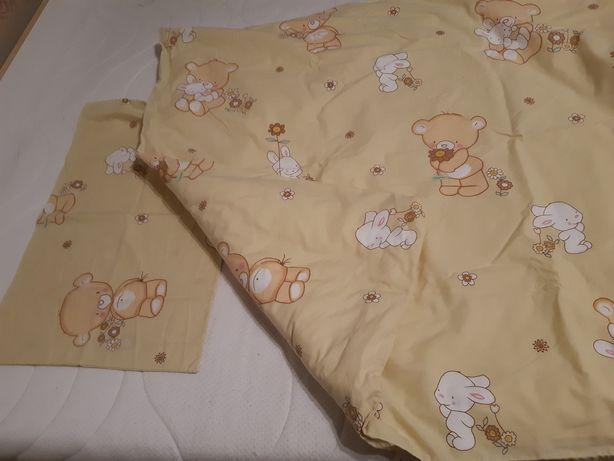 Pościel dziecięca do łóżeczka 140x70