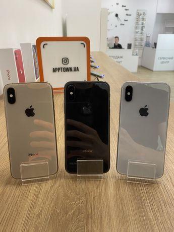 IPhone Xs Gold/Space/Silver 64GB /256 GB/Neverlock + Гарантия