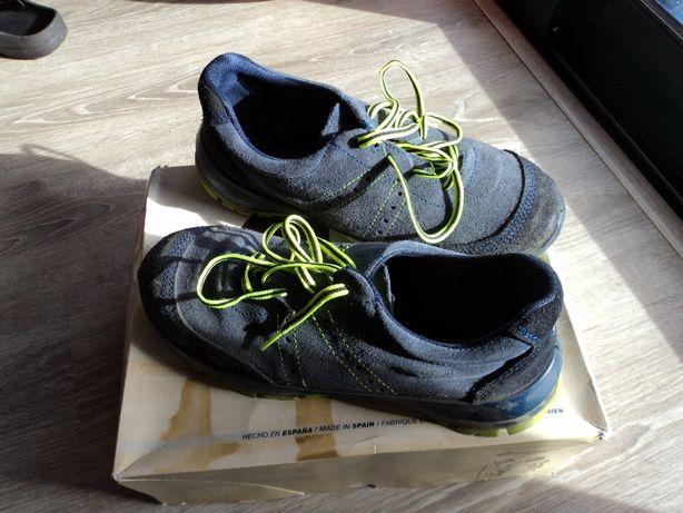 Sapatos de protecção QUASE NOVOS