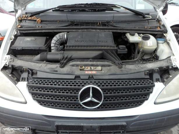 Motor Mercedes Vito W638 112Cdi 110Cdi 108Cdi 122cv 611.980Caixa de Velocidades Automatica + Motor de Arranque  + Alternador + compressor Arcondicionado + Bomba Direção