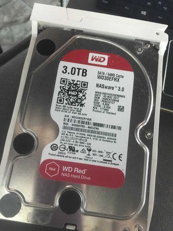 Жорсткий диск WD Red 3 TB (WD30EFRX)
