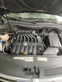 Volkswagen CC мотор 3.6fsi двигатель CNN пассат СС