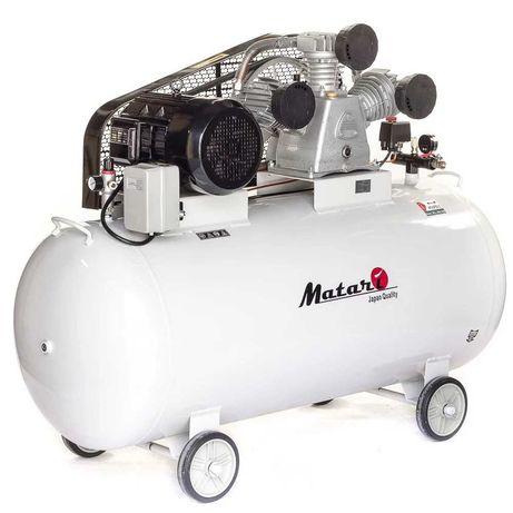 Компрессор повітряний Matari M740F55-3 5,5кВт,бак 500л,880л/хв