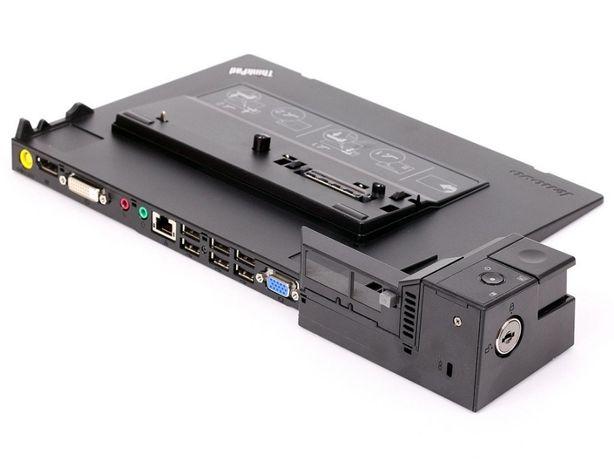 Док-станции Lenovo Thinkpad T W L 410 420 430 510 520 530 X 220 230