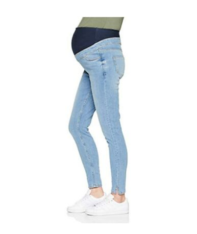 Джинсы для беременных new look maternity 36 26-27 S