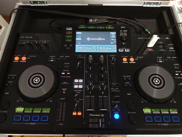 Pioneer xdj -rr + case